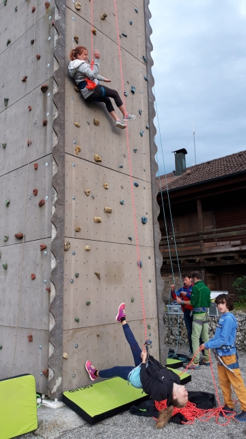 20191001 Grill and Climb Lauterburg