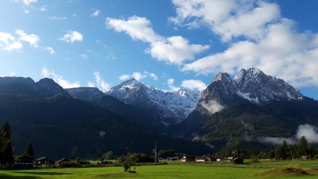 20191003 Garmisch Zugspitze