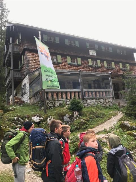 20191004 Garmisch Reintalangerhütte