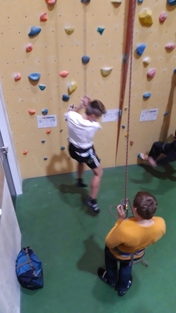 20191022 Klettern